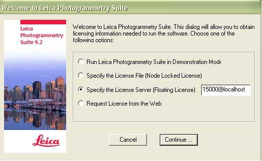 LPS,نرم افزار LPS را چگونه نصب کنیم؟,فتوگرامتری