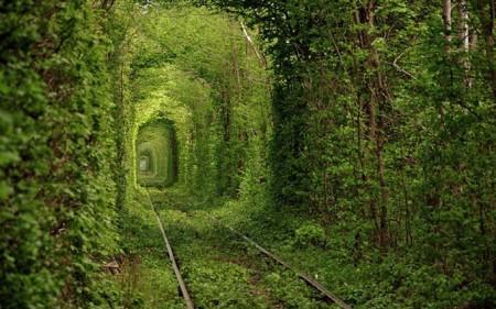 تونل عشق اکراین