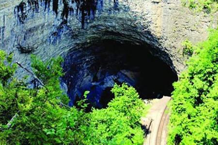 تونل پارک ایالتی آمریکا