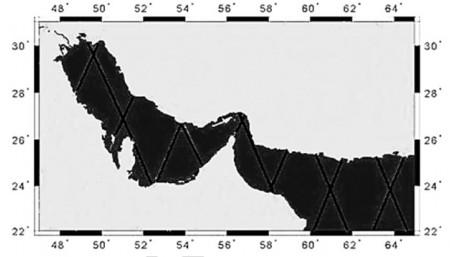 توپوگرافی سطح آب