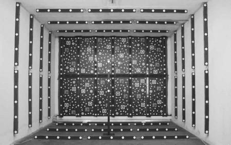 تست فیلد کالیبراسیون,فتوگرامتری,دوربین رقومی UltracamD